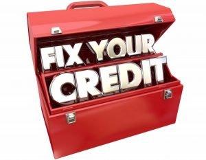 Fix and repair credit